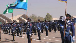 Nigerian air force job