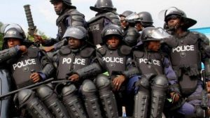 Nigerian Police Shortlisted Candidates