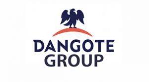 Dangote group recruitment banner ad