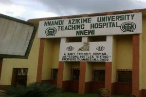 Nnamdi Azikiwe Teaching Hospital Recruitment